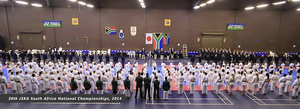 karate in south africa