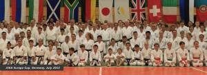 2nd JSKA Europe Championships, 2015